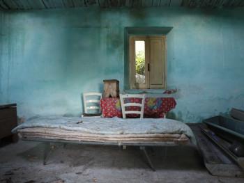 TulchesuLocalitài Sa Mesana - Cumunu di Oscari Lu di drentu i'li casi di lu stazzu abbandunatu: muddizzu di li pastori