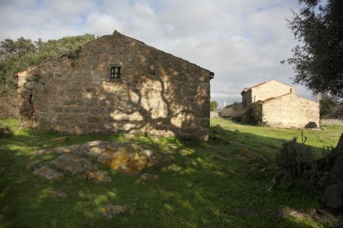 Un ragnu illu caponi Cussorgia di Muntagna, stazzi Lu Palazzu - Comune di Tempio Pausania  Lu Palazzu, le case