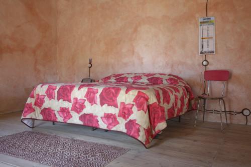 RosaLocalità Taroni - Comune di Telti  Palazzeddu di Taroni, camera da letto al secondo piano (su tavolaccio)