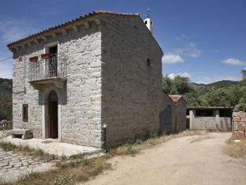 Palazzeddu di Taroni Località Taroni - Comune di Telti Stazzu di Taroni, la casa lato Sud-Est