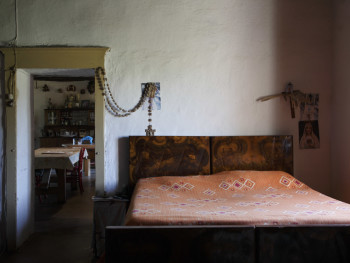 Lettu  Località Canaili - Comune di Luras  Stazzu La Fica Niedda, stanza da letto