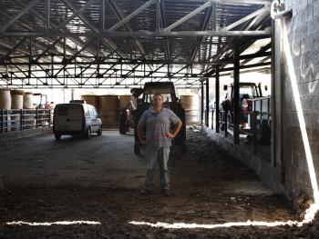 Antonio, the farmer