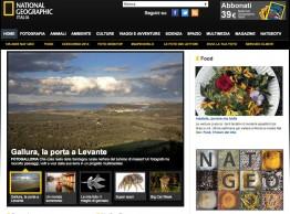 La 'janna a lianti di Nanni ANgeli illu National Geographic Italia