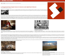 Sardinia Innovation: La Fotografia di Nanni Angeli