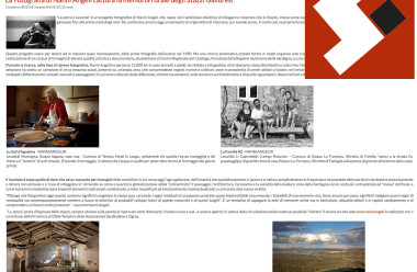 "Sardinia Innovation: The Photography by Nanni Angeli captures the memory of rural gallurese ""Stazzi"""